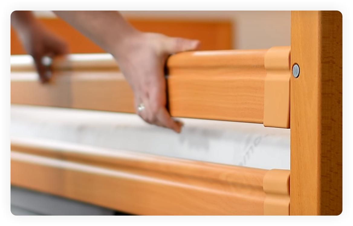 łóżko Rehabilitacyjne Obrotowe Twist Z Funkcją Fotela I Pionizacji